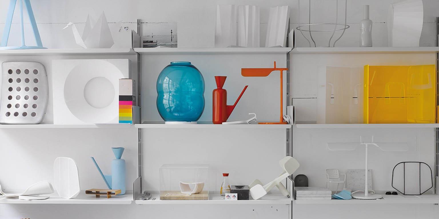 kolekcja przedmiotów zaprojektowana przez barber osgerby