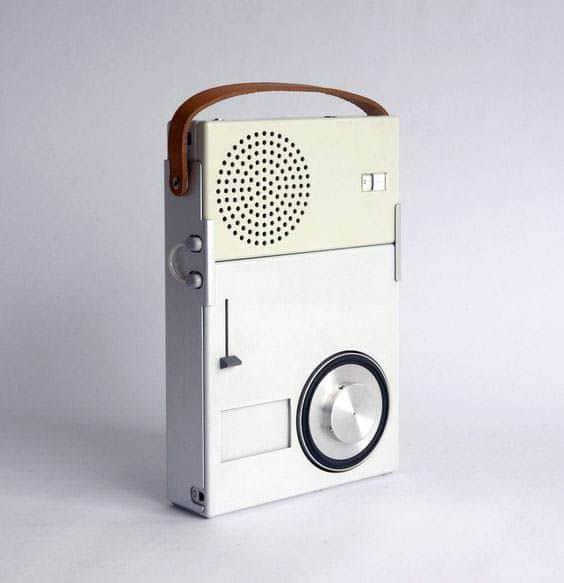 radio projektu Dietera Ramsa