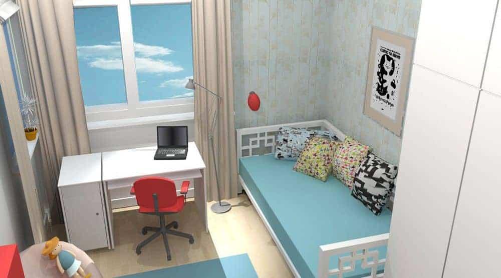 pokój dla dziecka, aranżacja