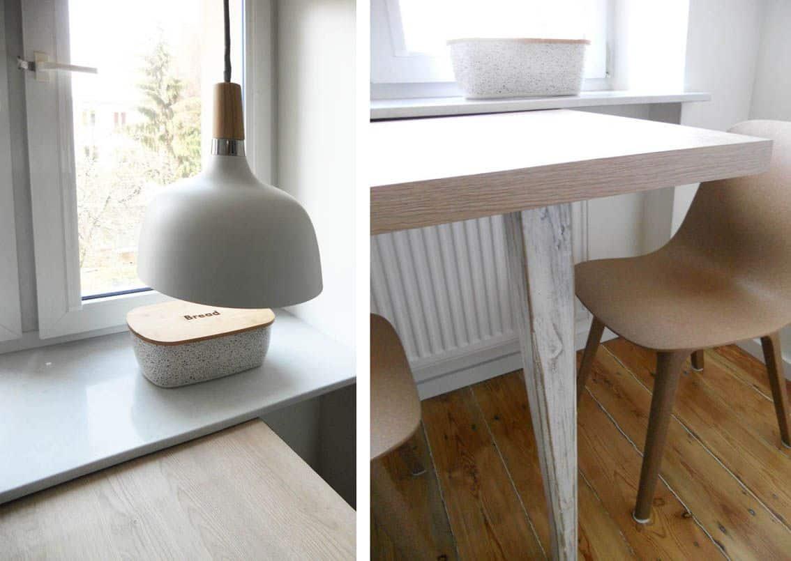 projektowanie wnętrz z wykonaniem, projekt kuchni w mieszkaniu na Grochowie