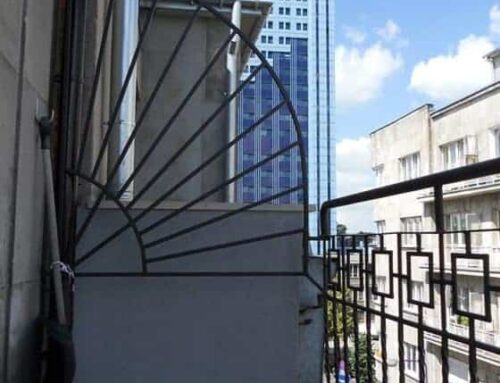 Pomysł i nadzór remontu kamienicy w Śródmieściu