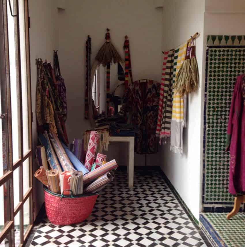 marokańskie rzemiosło