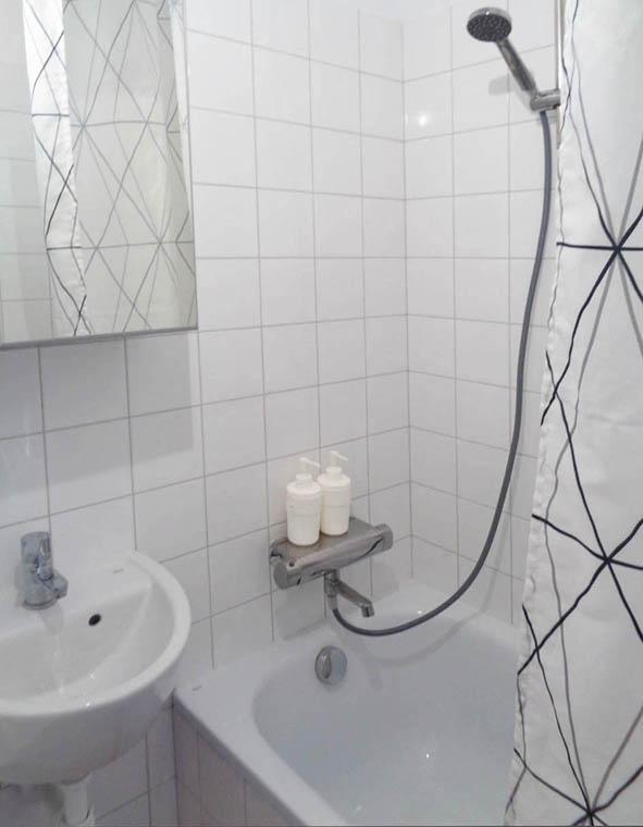 łazienka w w bloku