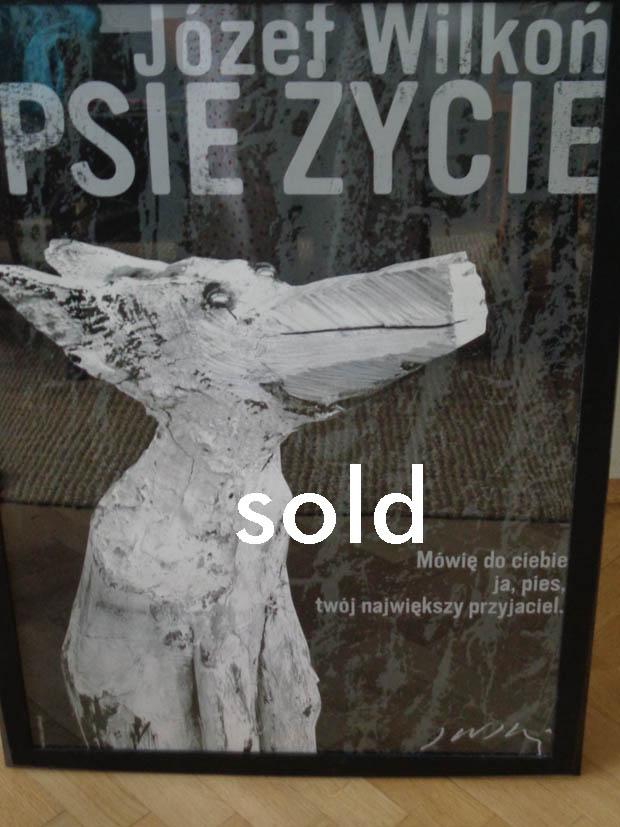 józef wilkoń plakaty