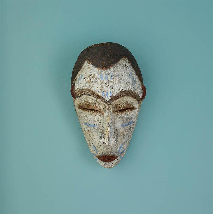 afrykańska maska
